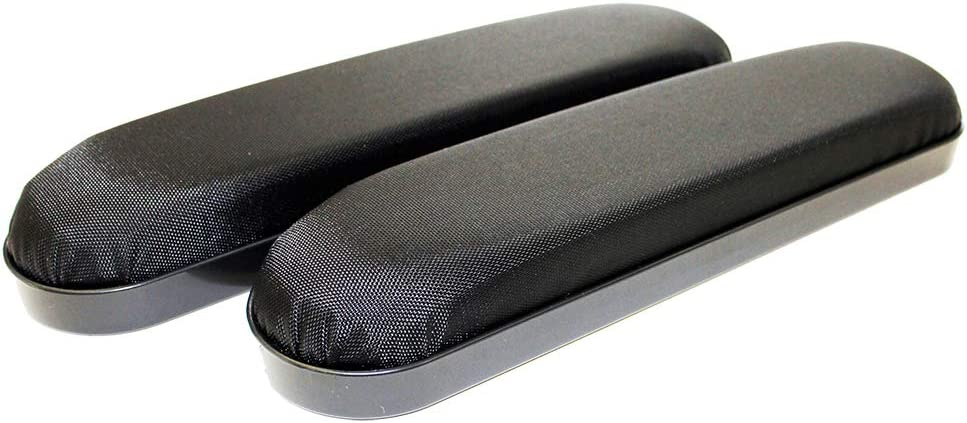 AR179PA One Pair Universal Fit All items in the store Desk Length Padded W Black Phoenix Mall Nylon