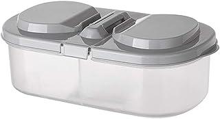 aolongwl Boîte de Conservation des Aliments 1 Pcs Multifonctionnel Cuisine Conteneur Alimentaire Réfrigérateur Boîte De Ra...