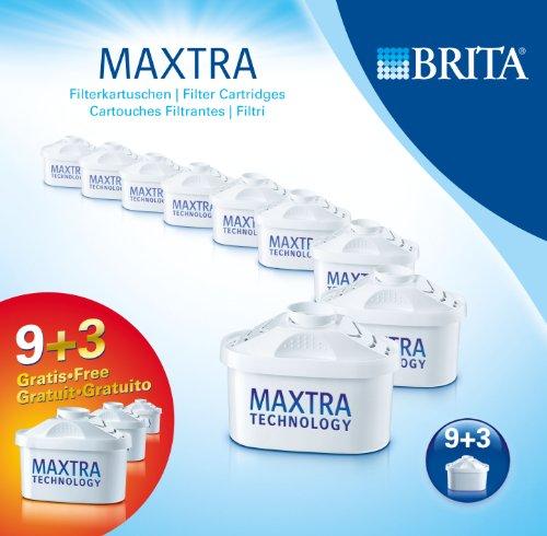 BRITA Filterkartuschen Maxtra Pack 12 (LIM. Edition)