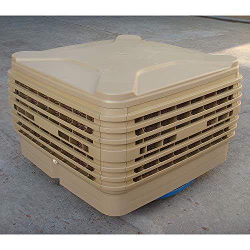 Pars EcoTech Climatiseur à économie d'énergie A+++ pour montage au plafond ou au mur