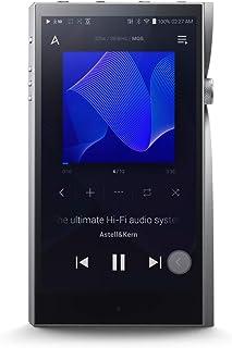 Astell&Kern A&Futura SE200 Portable High Resolution Audio Player, Moon Silver