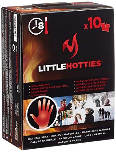 Little Hotties Warmers Little Hotties, Adesivi Termici Scaldamani, 10 Pezzi, 8 Ore