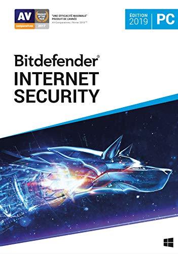 Bitdefender Internet Security 2021 | 5 appareils | 2 ans| PC |