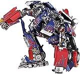 WCCCY Joúets Tránsforměrs, Transformateurs Modèle, surdimensionné Optimus Prime 11 Pouces poupée, Cadeau ou □ Enfants
