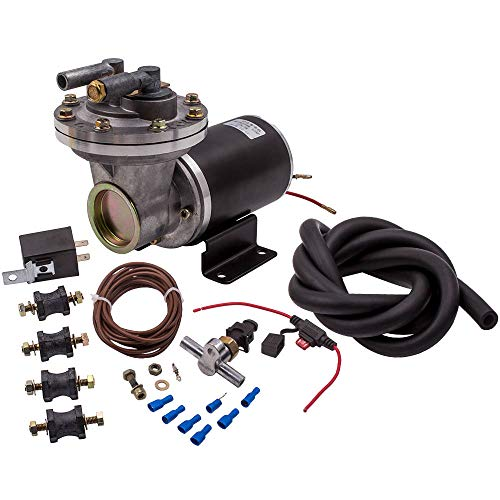 maXpeedingrods Electric Vacuum Pump Kit Set for Brake Booster 12 Volt...