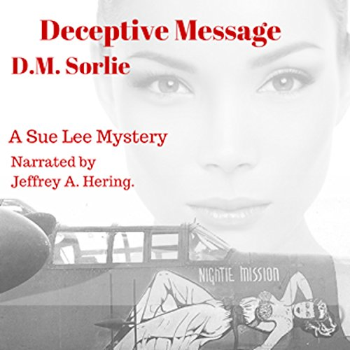 Deceptive Message audiobook cover art