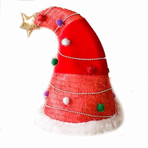 FENGS GEXING Cappelli Di Natale Cappelli Decorazioni Natalizie Regina La Vigilia Di Natale Del Partito