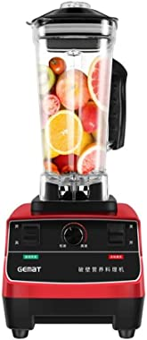 Commercial Semi-Automatic Juicer Blender With Ground Meat Function Nutritional Food Machine
