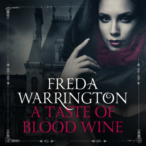 A Taste of Blood Wine cover art