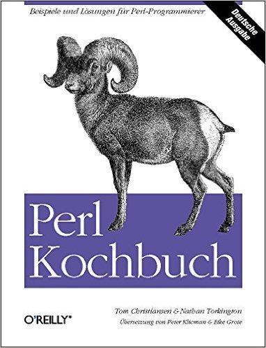 Perl Kochbuch ( 1. April 1999 )