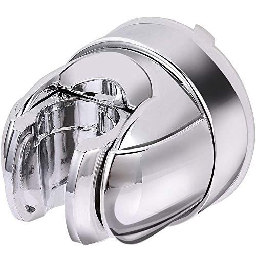 Universal Verstellbar Vakuum Saugnapf Wandhalterung Duschkopf Halterung für Badezimmer, drehbar Handbrause Brausehalter.