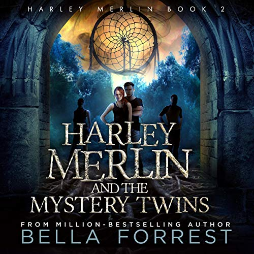 Couverture de Harley Merlin 2: Harley Merlin and the Mystery Twins