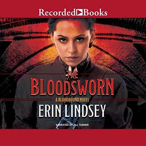 The Bloodsworn audiobook cover art