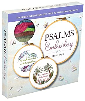 Psalms Embroidery  Embroidery Craft