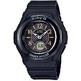 [カシオ] 腕時計 ベビージー 電波ソーラー BGA-1050B-1BJF ブラック