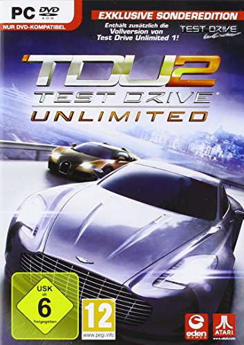 Test Drive Unlimited 2 Sonderedition (inkl. Test Drive Unlimited 1) [Edizione : Germania]