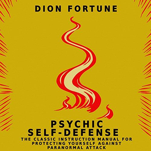 Psychic Self-Defense audiobook cover art