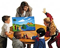 Small Deluxe Flannel Board Felt Bible Story Set