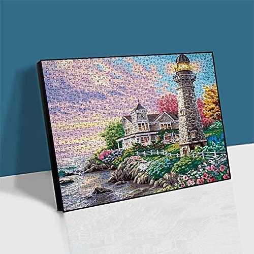 Puzzle 1000 Piezas Adultos Rompecabezas Jigsaw Arte Niño Gigante Decoración 18 16 14 8 6 años Panoramicos Baratos Regalos Originales para Hombre Juguetes Navidad Cumpleaños Paisajes Adolescent