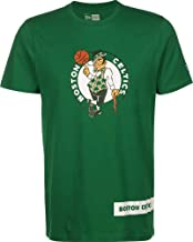 New Era NBA Block Wordmark tee Boscel Kgr Camiseta de Manga Corta