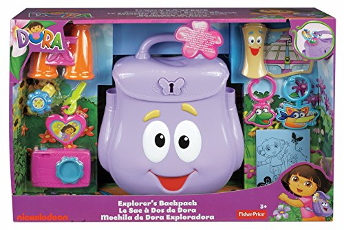 Fisher-Price Nickelodeon Dora the Explorer, Explorer's Backpack