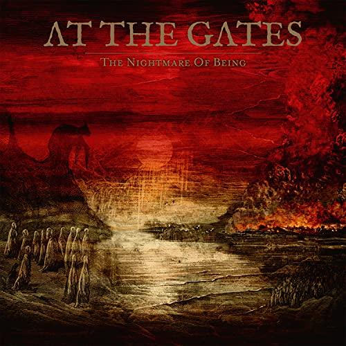 The Nightmare Of Being (gold-red splattered LP & Poster) (exklusiv bei Amazon.de) [Vinyl LP]