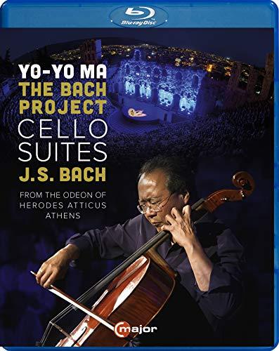 J.S.バッハ : 無伴奏チェロ組曲 (全曲) / ヨーヨー・マ (Bach:Cello Suites/Yo-Yo Ma) [Blu-ray] [Import] [Live] [日本語帯・解説付]