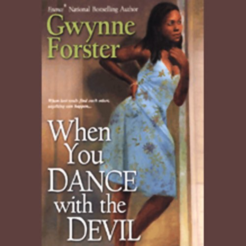 When You Dance with the Devil audiobook cover art