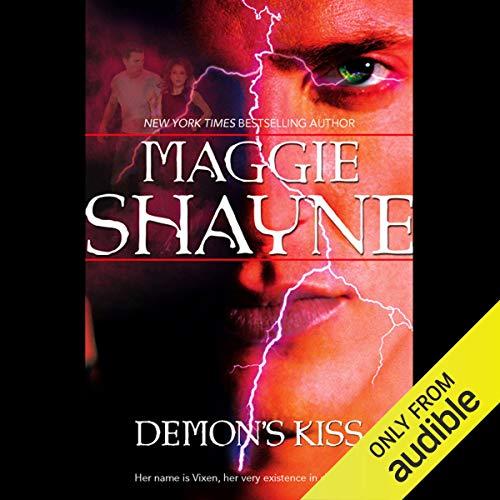 Demon's Kiss audiobook cover art