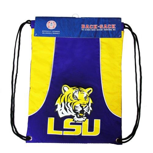 Concept One Accessories NCAA AXIS Rucksack, Unisex, LSU Tigers Backsack, violett, Medium