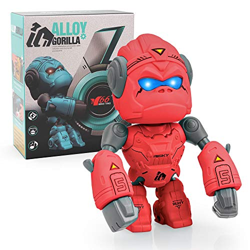 Smart Toys for 3 4 5 6 Year Old Boys Girls, Robot for Kids for 7 8 Year Old Boys Girls Robot Toys for Boys Age 4-9 Fun Popular Xmas Toys for 5-10 Year Old Boys Stocking Stuffers for Boys