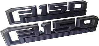 Best black ford emblems for sale Reviews
