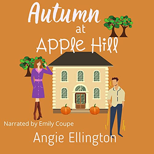 Autumn at Apple Hill Audiobook By Angie Ellington cover art