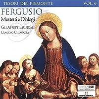 Fergusio: Mottetti E Dialogi by Chiavazza