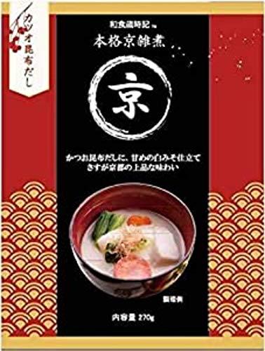 本格京雑煮 ( 6個 )