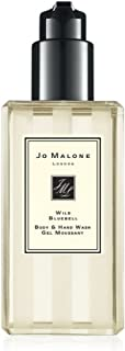 Brand New in Box Jo Malone London Wild Bluebell Body and Hand Wash/Shower Gel 8.5 oz