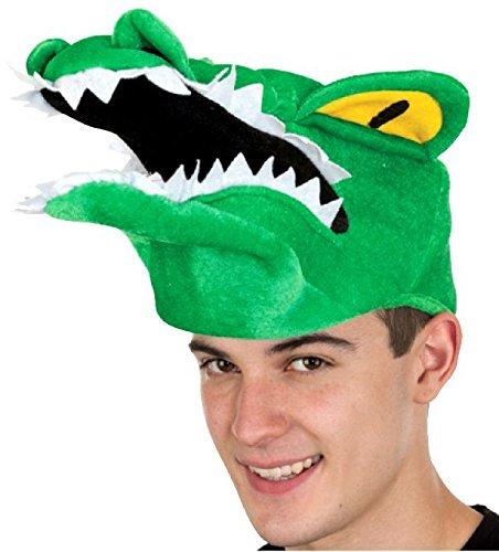 Jacobson Hat Company Velvet Alligator Hat
