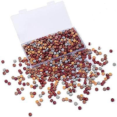 Amazon - 50% Off on Wax Sealing Beads 480Pcs Sealing Wax Beads for Wax Stamp Sealing…