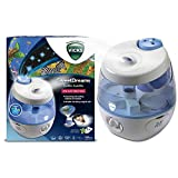 Vicks VUL575 Humidificateur Sweetdreams avec projecteur...