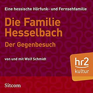 Der Gegenbesuch (Die Hesselbachs 1.23) Titelbild