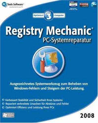 PC Tools Registry Mechanic (3 Platz)