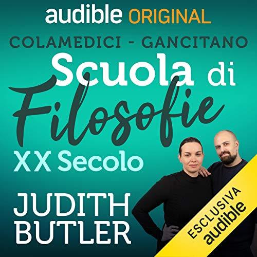 Judith Butler copertina