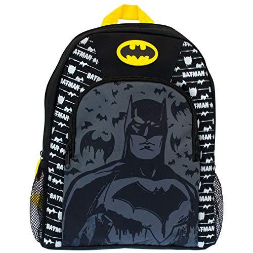 DC Comics Mochila para Niños Batman