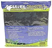 Acurel LLC Pollutant Reducing Media Pad, Aquarium and Pond Filter Accessory, 10-Inch by 18-Inch by Acurel LLC
