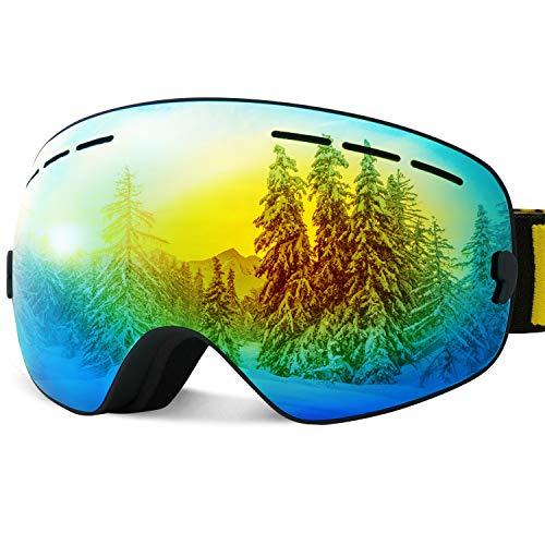 Kids Ski Clear Goggles