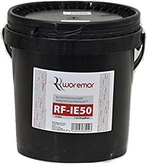 WOREMOR RF-IE50 EMR & RF Shielding Paint Protecting from HF, RF/RFID Bluetooth, Cell Towers EMI 5 Liter - EMR-WM-RFIE50