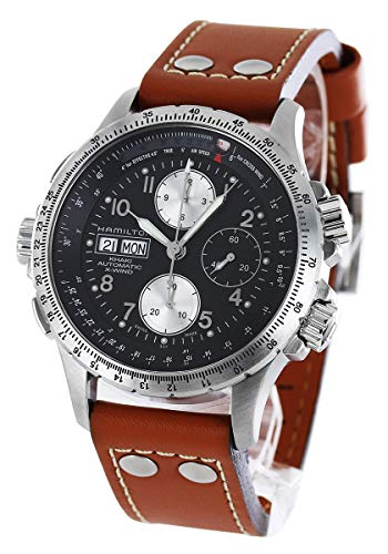 Hamilton H77616533 Aviation X-Wind Auto Chrono - Reloj de Pulsera para