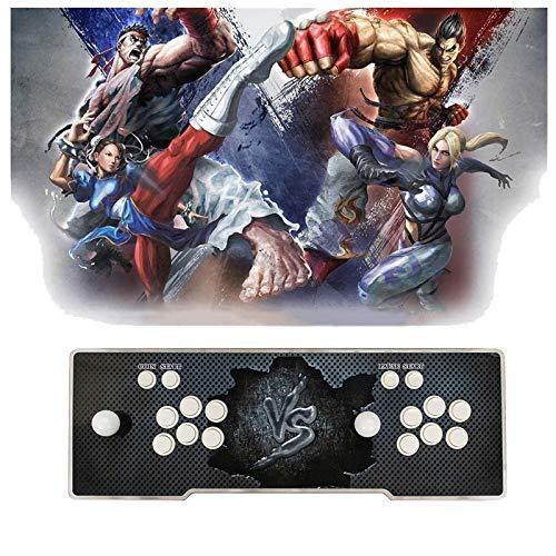 Arcade Spielkonsole Mit 8000 Retro Spiel, 1280x720 Full Hd Videospielkonsole Arcade Machine, Pandora Box Home Arcade Konsole Mini Mit Hdmi/vga