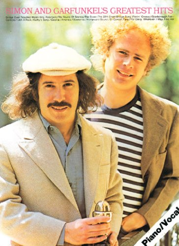 Partition : Simon & Garfunkel Greatest Hits Piano/Chant
