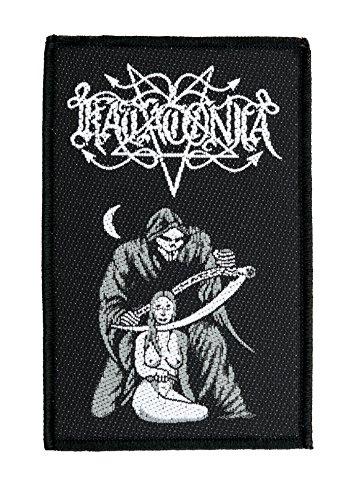 Katatonia Reaper Aufnäher Patch Gewebt & Lizenziert !!